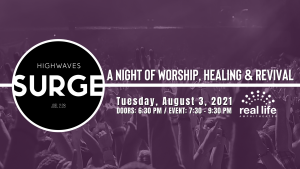 Highwaves Surge Worship and Revival Night 3